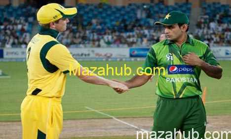 Pakistan vs Australia T20