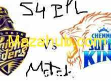 KKR vs CSK prediction