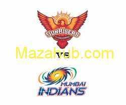 Sunrisers Hyderabad vs Mumbai Indians prediction