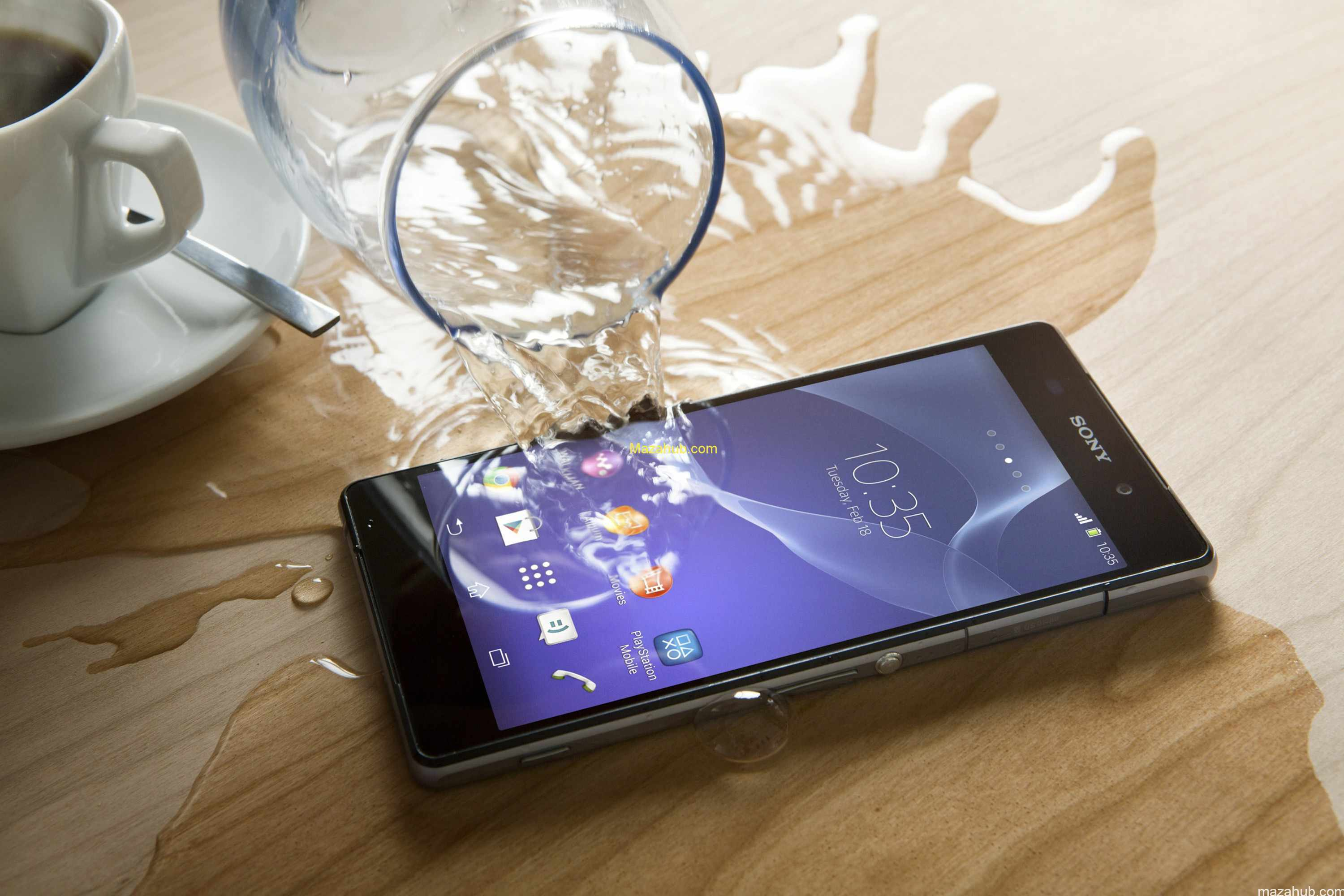 Xperia M2 Water proof