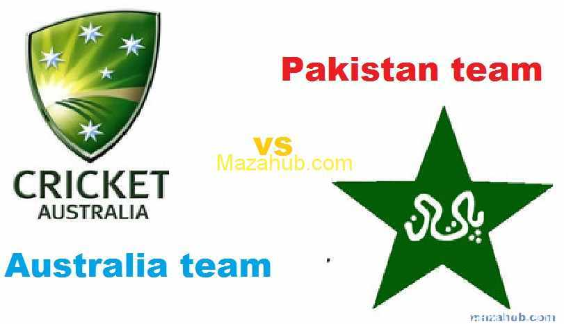 Pakistan vs Australia T20 2014