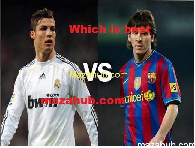 Ronaldo Vs Messi Who Is Better 2014