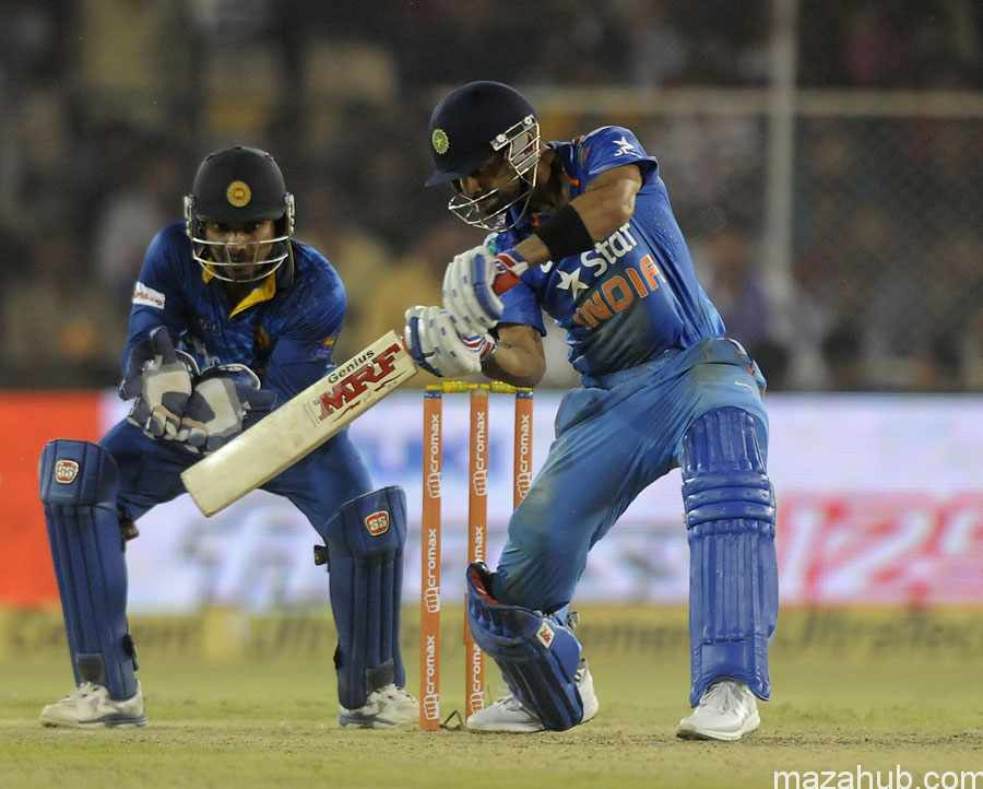 India vs Sri Lanka 3rd ODI