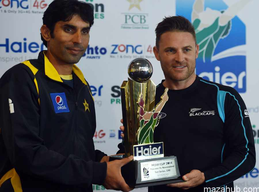 Pakistan vs New Zealand 1st Test