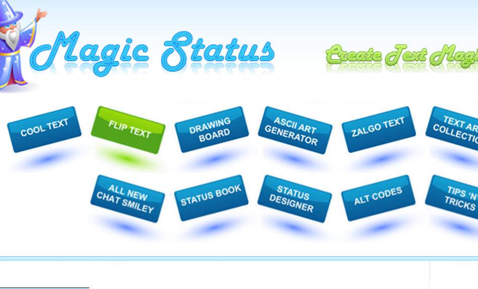 Facebook Stylish Status step 4