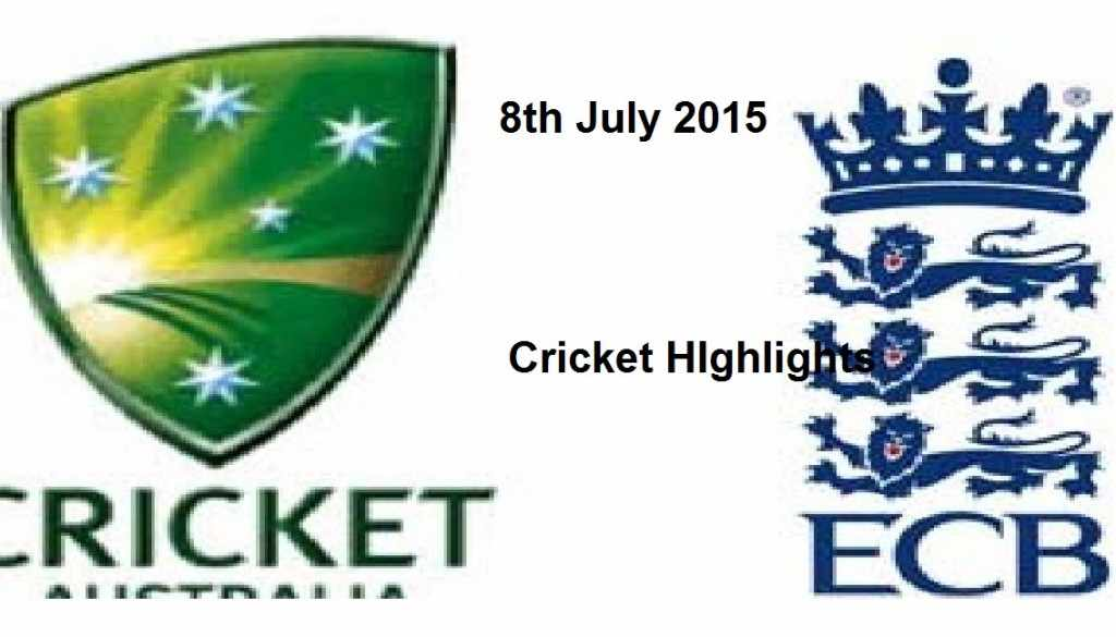 Eng vs Aus 1st test Cricket Highlights